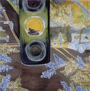 """""""Yellow Light"""" by M. Nicole van Dam"""
