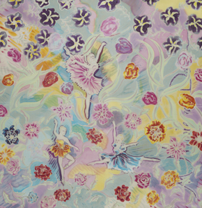 """""""Ballet des Fleurs"""" by M. Nicole van Dam"""