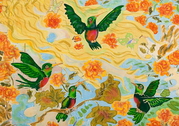 Hummingbird Social