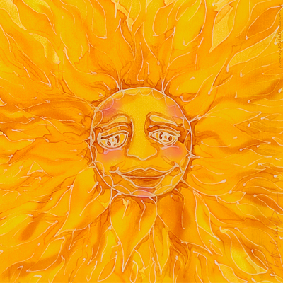 """""""Sun"""" by M. Nicole van Dam"""