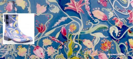 Flower Fairies Boot Banner